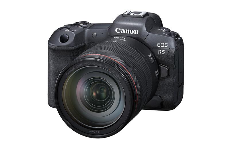 Canon R5 Camera in Philipines